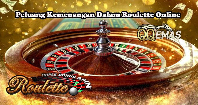 Peluang Kemenangan Dalam Roulette Online